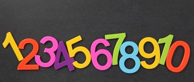 色や数字のイメージ夢2