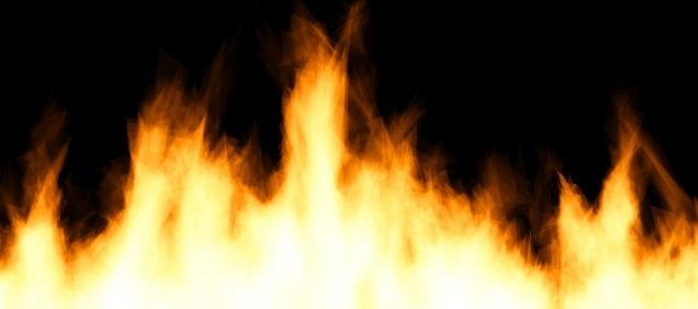 火事のイメージ夢2